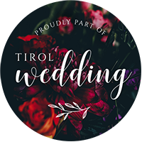Tirolwedding badge